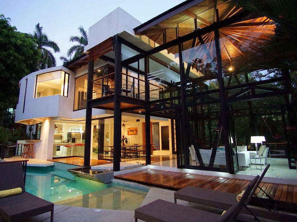 Mansão localizada na Costa Rica | Divulgação