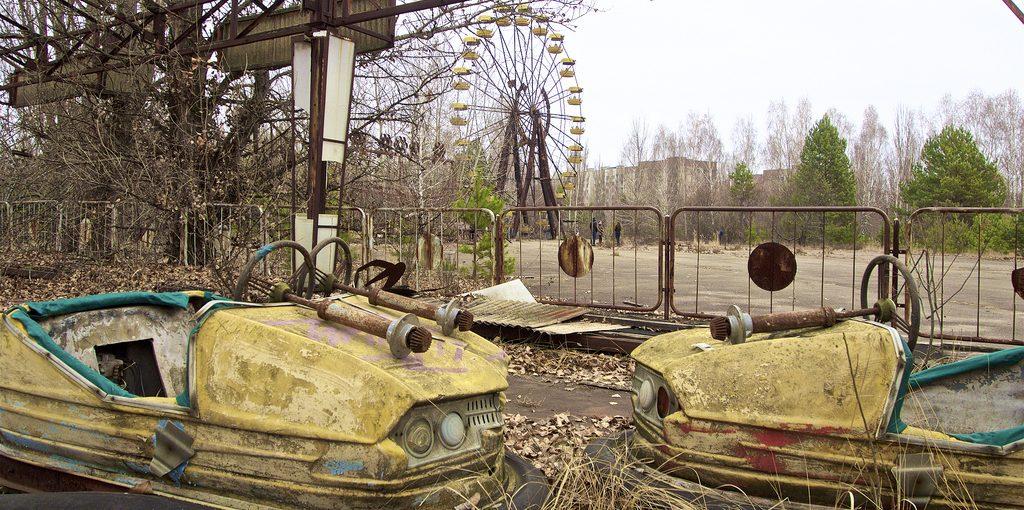 Fotos de Chernobyl: o que restou depois do acidente nuclear
