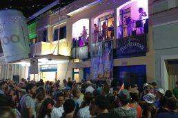 Show de Carnaval com banda