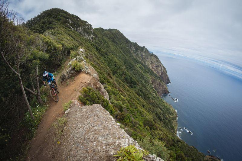 Enduro desafia os atletas nas montanhas da Ilha da Madeira |Divulgação