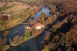 Castelo na Eslovênia
