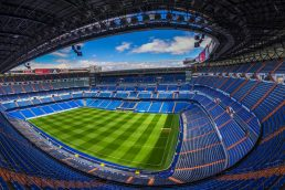 Estádio Santiago Bernabéu, Espanha | G · RTM on VisualHunt.com / CC BY-NC-ND