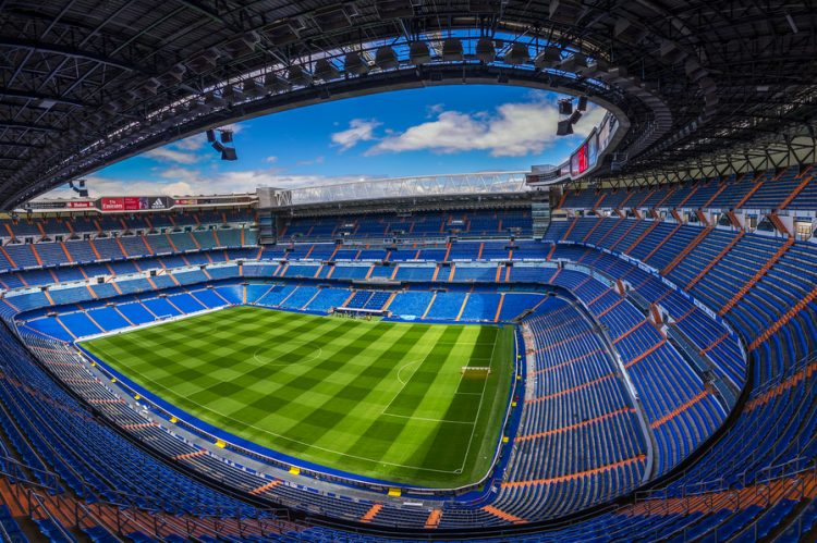 Estádio Santiago Bernabéu, Espanha | G · RTM on VisualHunt.com / CC BY-NC-ND