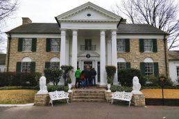 Casa do Elvis em Memphis