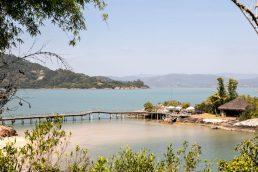 Hotel Ponta dos Ganchos tem programas que aumentam o contato com a natureza