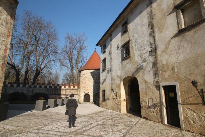 Castelo Leste Europeu