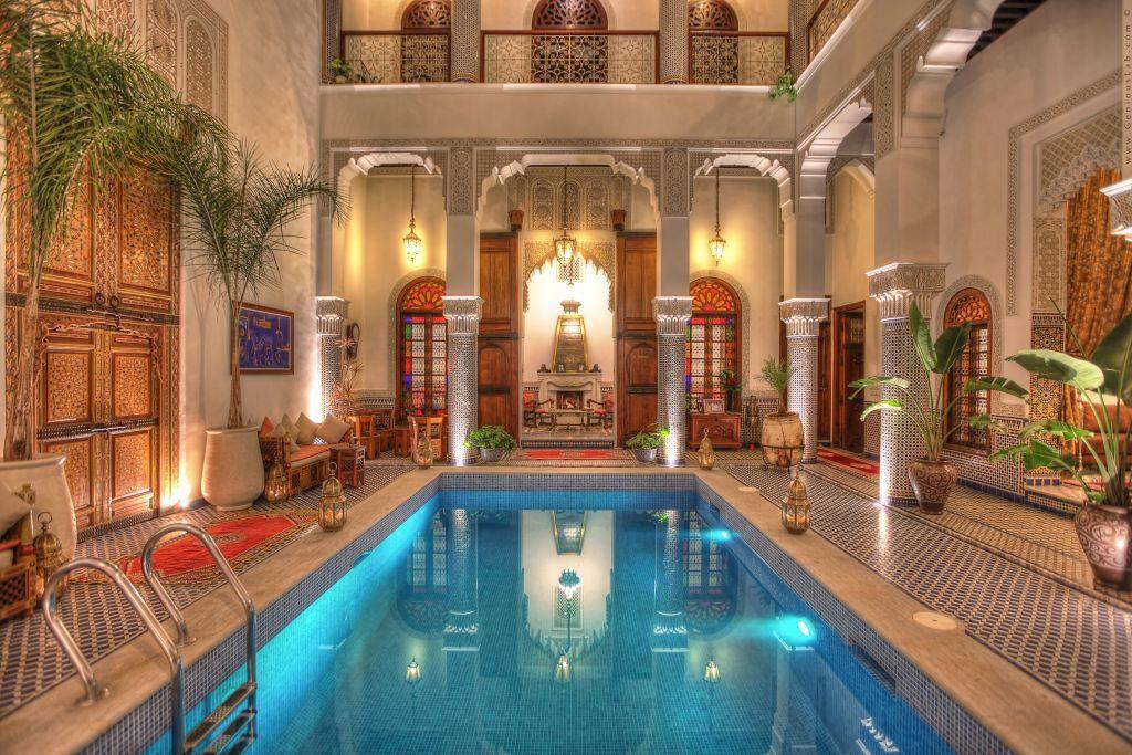 Hotel em Fez, Marrocos | Divulgação