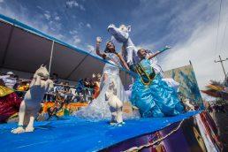 Carnaval também faz sucesso no Peru |Divulgação