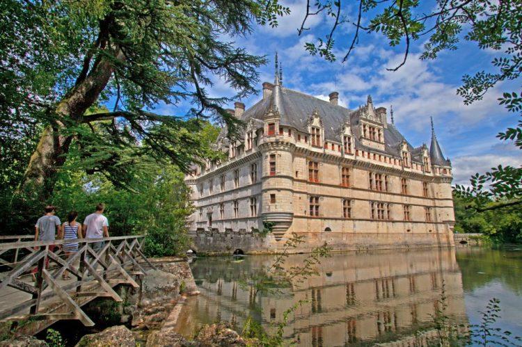 Castelos na França também podem receber hóspedes |Divulgação
