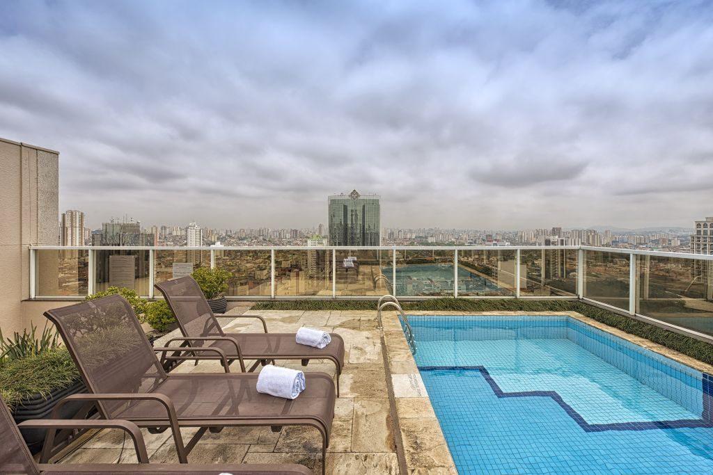 Opções de hotéis no centro de São Paulo | Divulgação