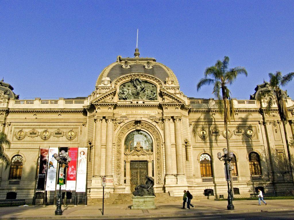 Museu no centro de Santiago | Divulgação