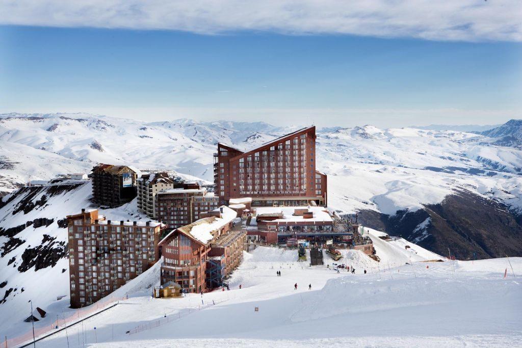 Estação de Esqui no Chile | Divulgação