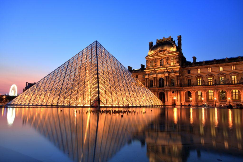 Museu do Louvre, em Paris | Divulgação