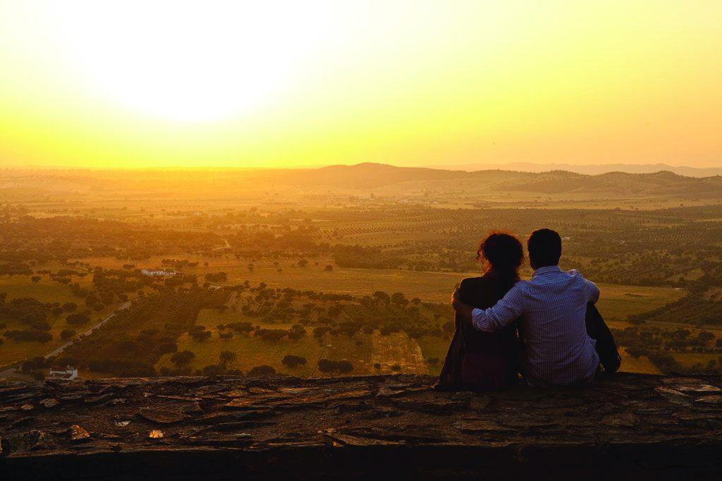 Por do sol em Monsaraz | Divulgação