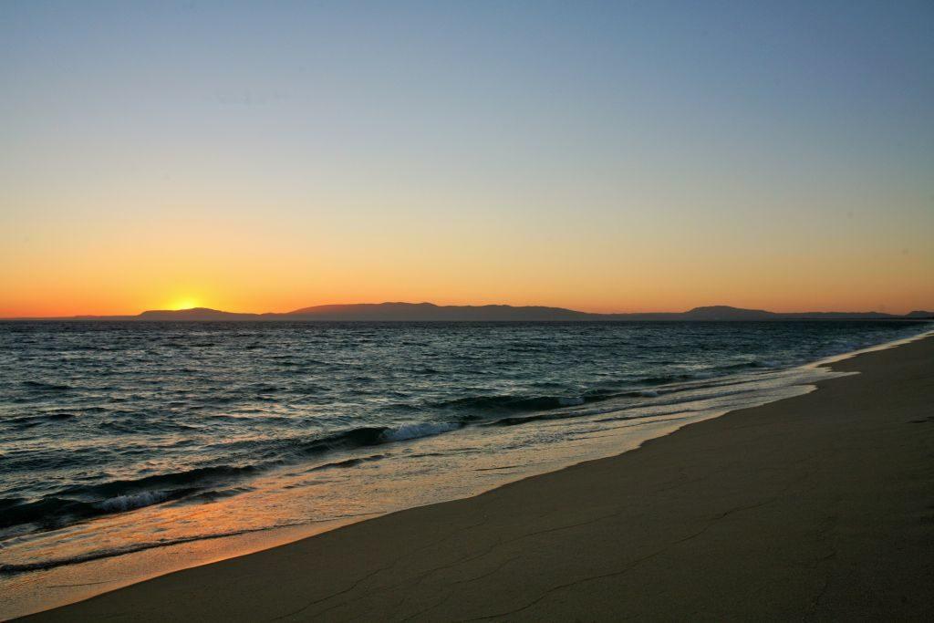 Assista o pôr do sol na praia da Comporta | Divulgação