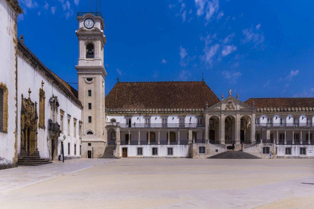 Faculdade de Coimbra, em Portugal | Divulgação