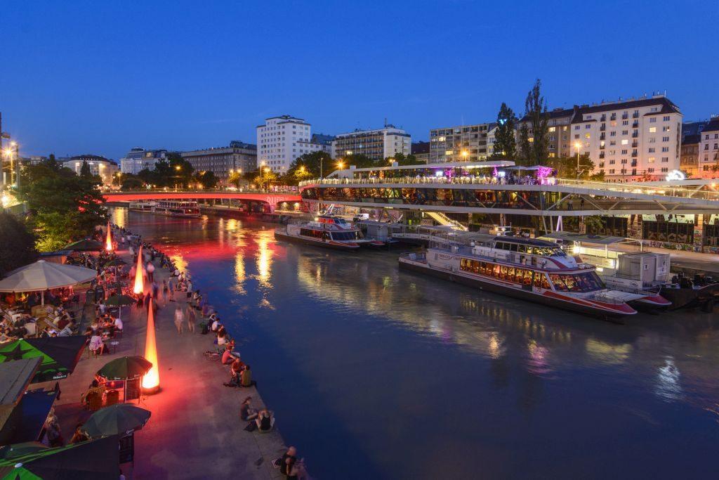 Vista de Viena na Áustria | Divulgação