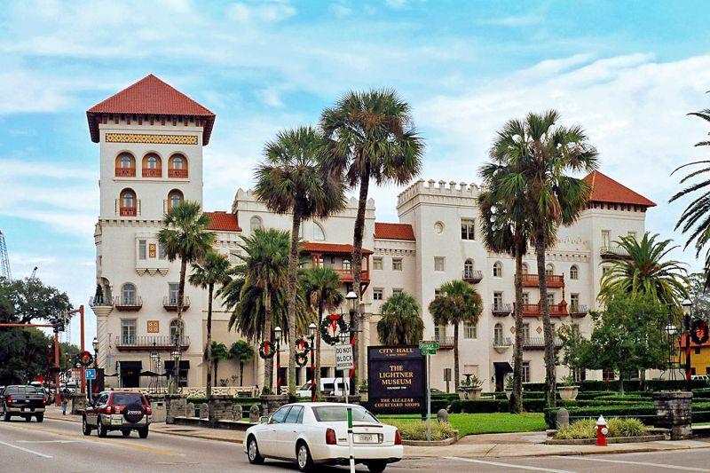 St. Augustine é uma das cidades próximas a Orlando para se conhecer