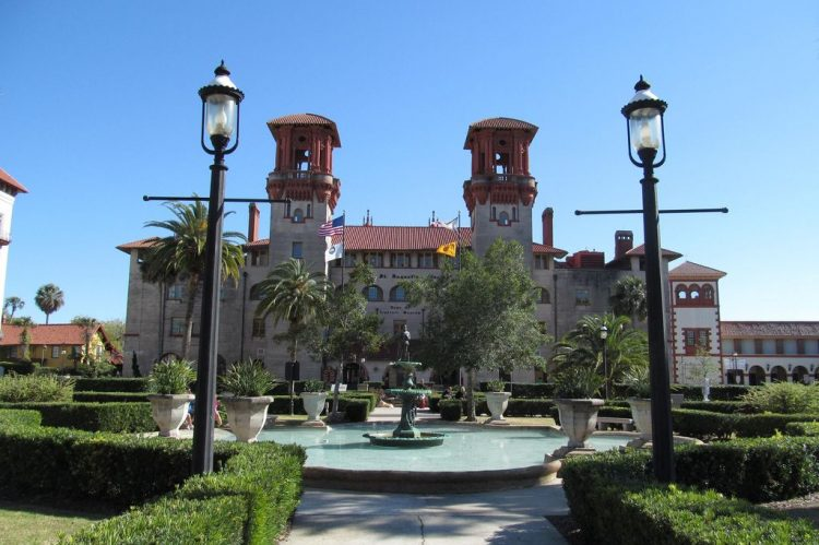 St. Augustine é um exemplo entre as cidades próximas a Orlando