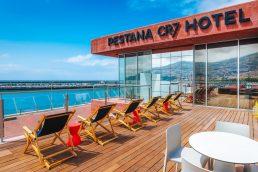 Hotéis de luxo de Cristiano Ronaldo: Pestana CR7 Funchal