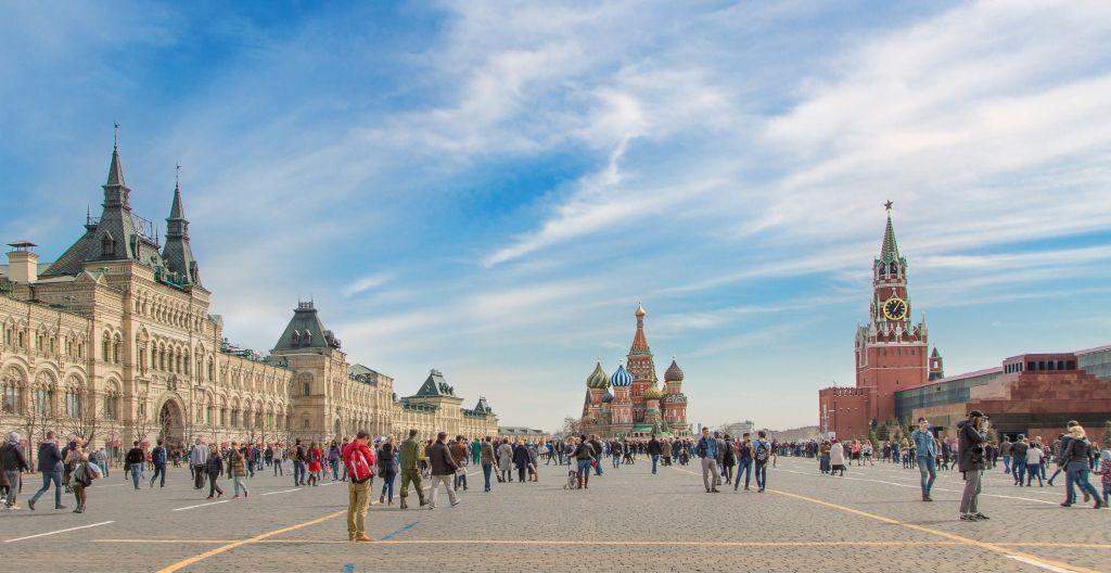 A Rússia é opção de destino na Páscoa deste ano | Divulgação
