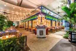 Le Zoo é um restaurante em Miami que oferece culinária francesa