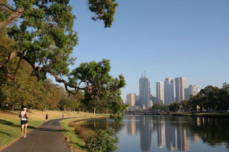 Melbourne á a cidade que recebe o GP Austrália