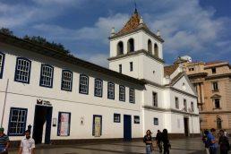 Tour por São Paulo vai passar por locais históricos, como o Pátio do Colégio