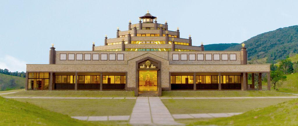 Templo Kadampa