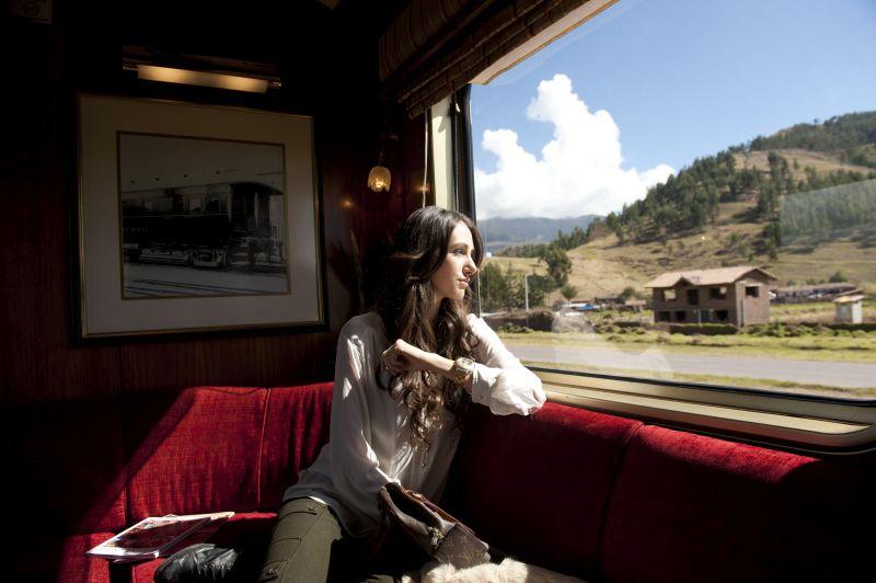 Passeio de trem proporciona experiências exclusivas no Peru |Divulgação