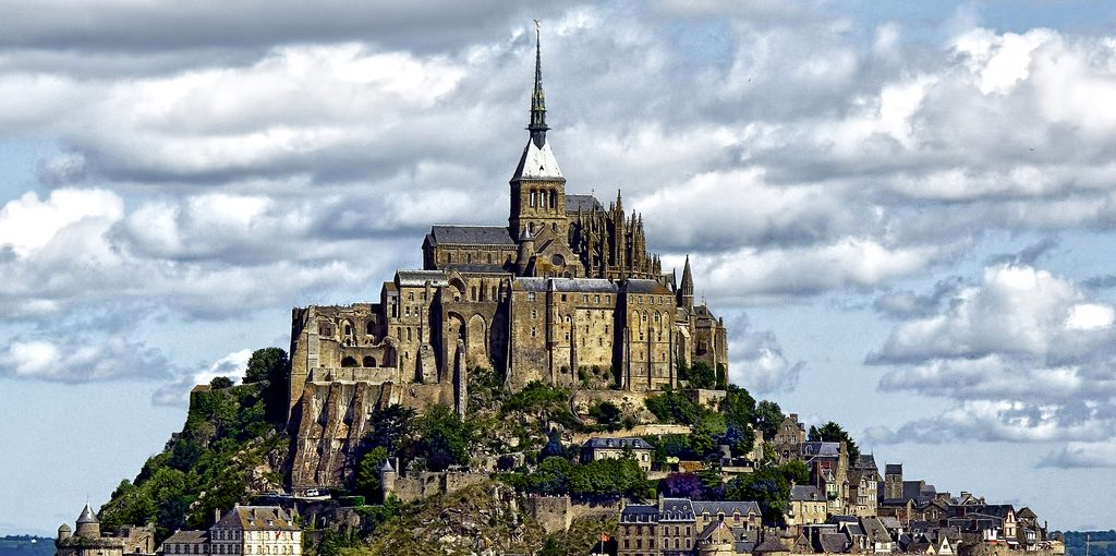 Mont Saint Michel (França) | Miquel Fabré on Visual Hunt / CC BY-NC-ND