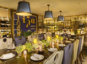 Cruzeiro de luxo: Sala exclusiva para degustação de vinhos e eventos no S.S. Bon Voyage