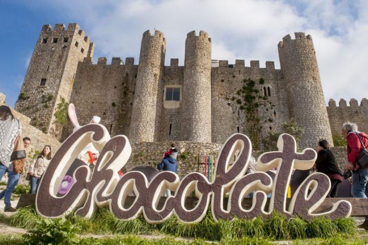 Conheça o Festival do Chocolate de Óbidos