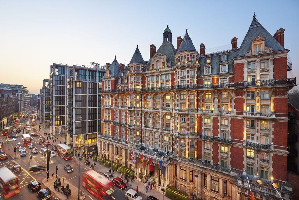 Vista do hotel em Londres | Divulgação