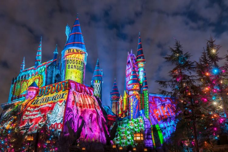 Universal Orlando Resort anuncia programação para final do ano