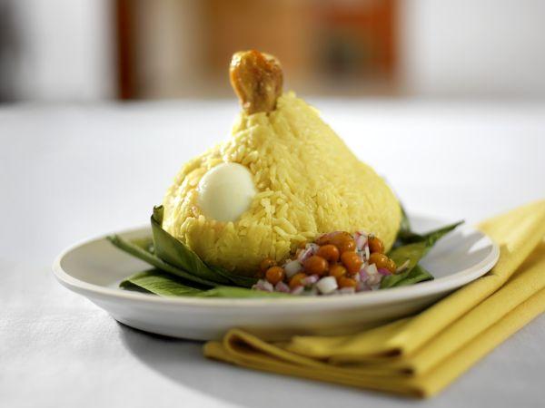 Juane, prato típico peruano | Divulgação