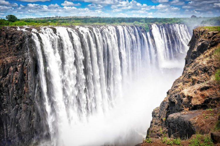 Victoria Falls, Zâmbia | Pixabay