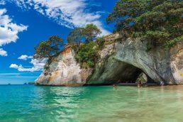 Cathedral Cove, Nova Zelândia | Pixabay