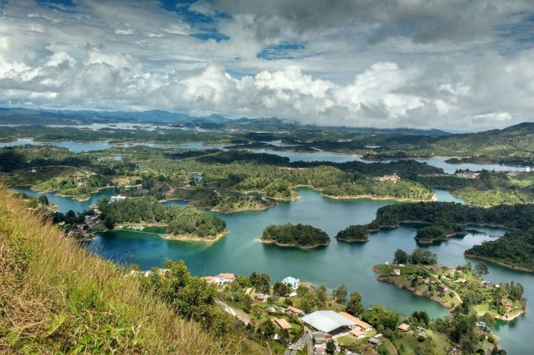 Guatapé, Colômbia | Pixabay