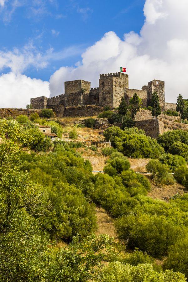 Vista do Castelo de Monsaraz | Divulgação