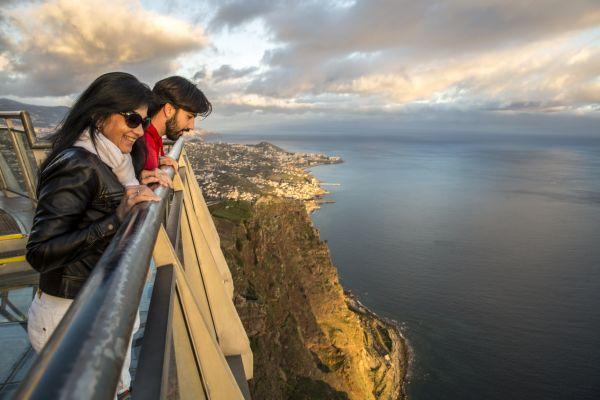 Mirante Cabo Girão, em Portugal | Divulgação