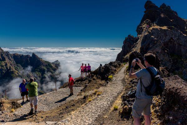 Pico do Areeiro, na Ilha da Madeira | Divulgação