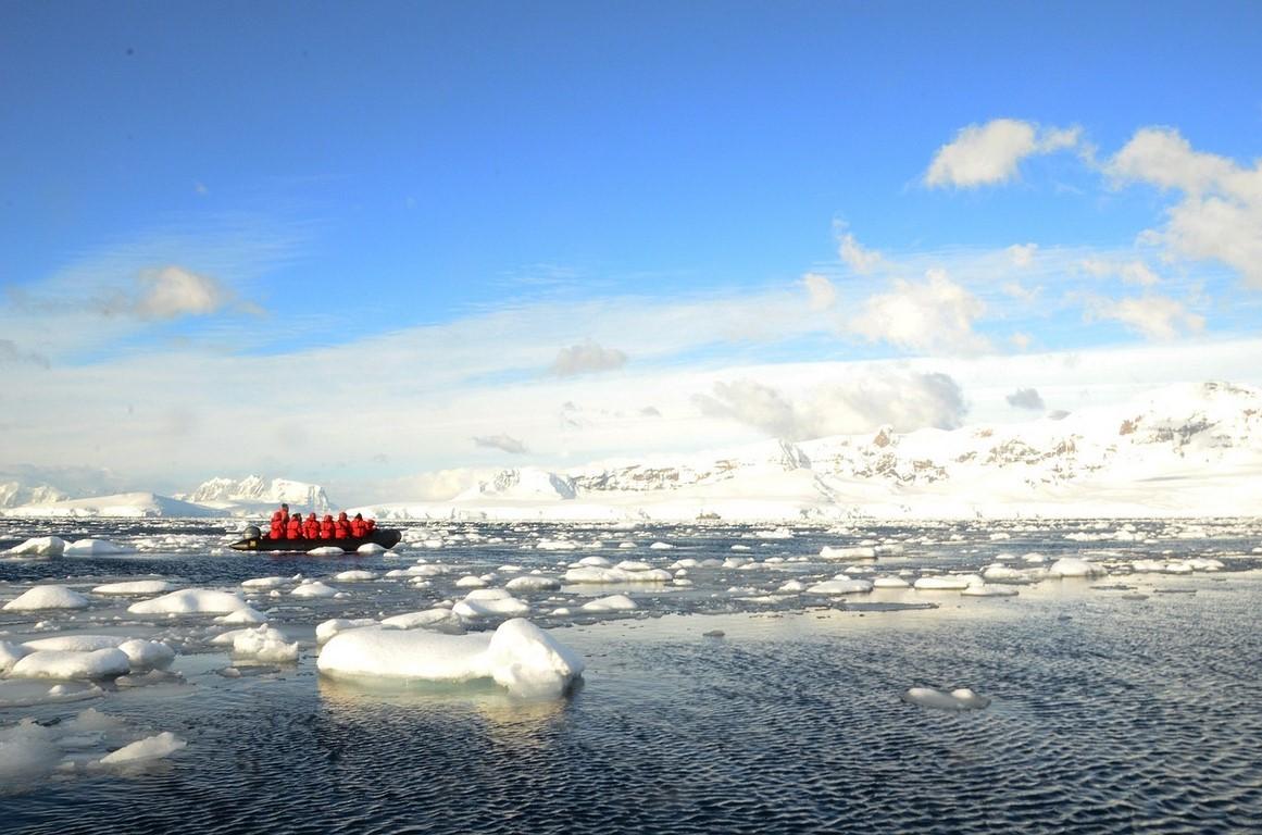 Fotos da Antártida