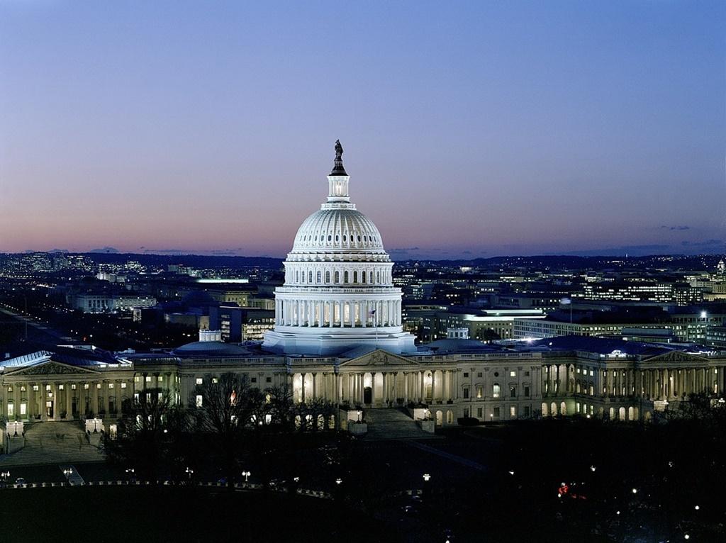 Cenários de filmes e séries da Netflix: Capitólio, em Washington DC