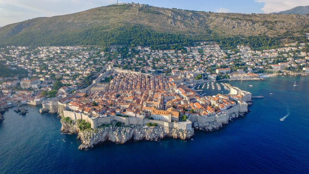 As belezas naturais e os Patrimônios Mundiais da Croácia