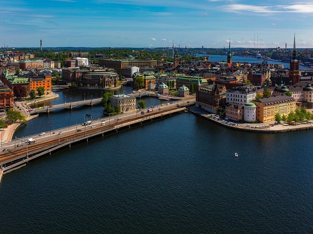 Cenários de filmes e séries da Netflix: Estocolmo