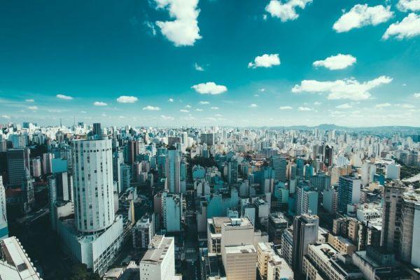 Vista da cidade de São Paulo | Pixabay