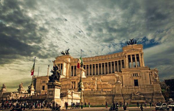 A cidade de Roma é outra opção para os turistas | Pixabay