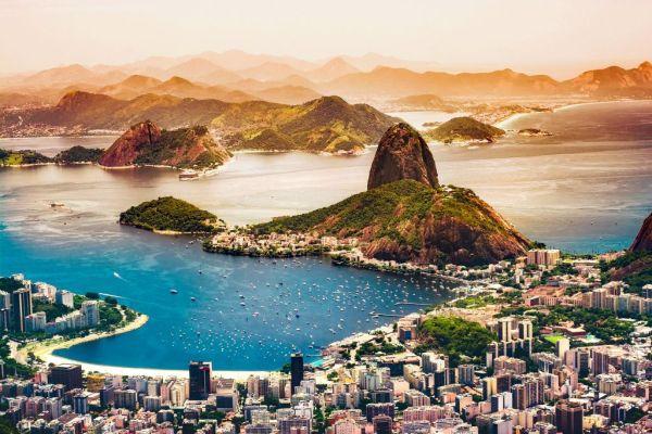 Vista do Rio de Janeiro | Pixabay