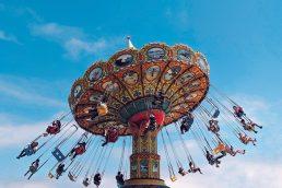 parques de diversões na Europa